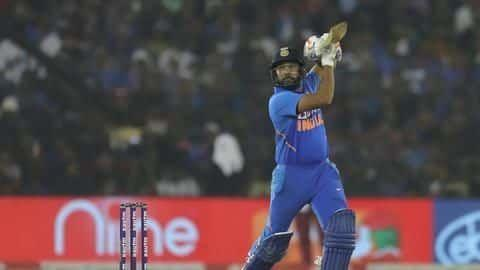 A look at Rohit Sharma's sensational 2019 in numbers