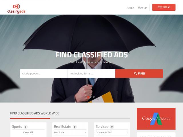 Classified Script, Classified Website, PHP Classified Scripts, Software | MintTM