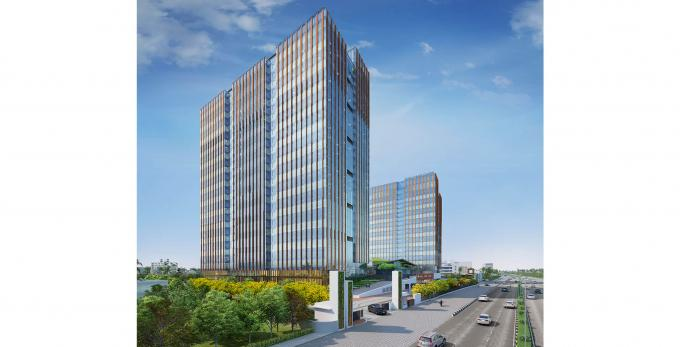 World Trade Center in Chennai   Commercial Office Space in Perungudi   Brigade Group   Brigade Group