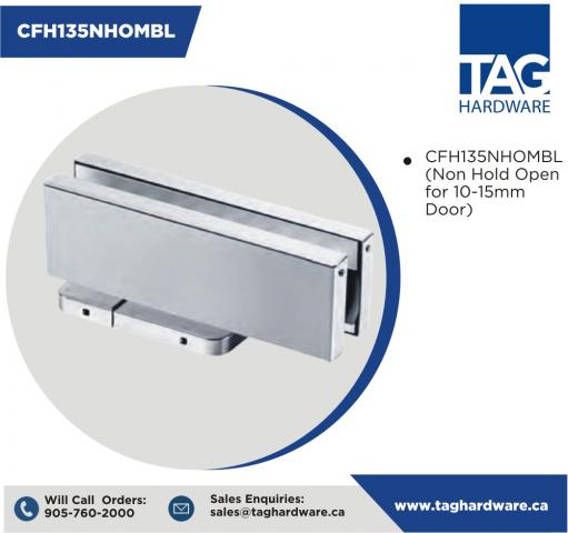 TAG Hardware- Most Trusted Commercial Patch Fittings Hardware
