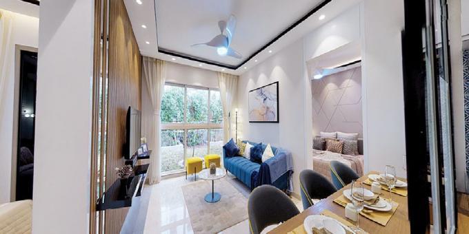 Lodha Crown Taloja Codename Golden Sunrise Offers 1,2 bhk  flats
