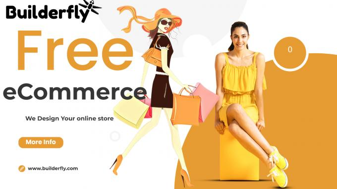 Are the website builders provided at top ecommerce platforms absolutely free? -