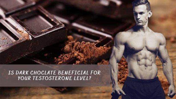Dark Chocolate For Low Testosterone Level : Scam Or Truth