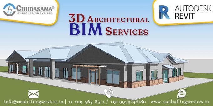 Architectural 3D BIM | Revit BIM Models | Structural BIM Services - COPL
