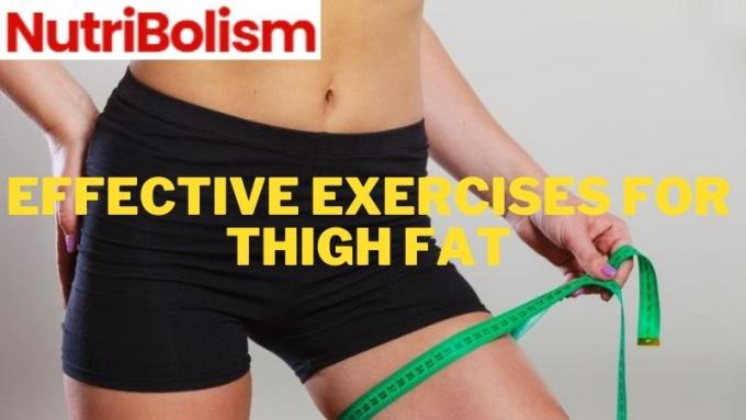 Best Exercises for Thigh Fat [Its Time To Act]