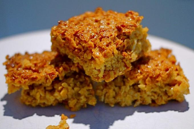Chewy FlapJacks Recipe - Fueldom
