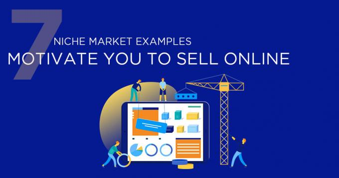 7 Niche Market Examples to Motivate to Sell Products Online