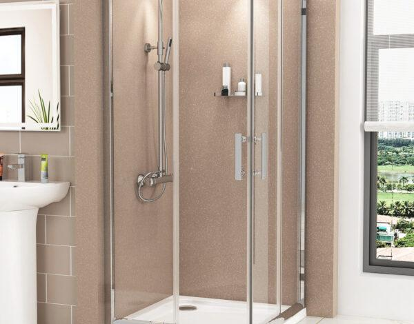 Bring life to your bathroom with shower enclosure doors - Education About Everything