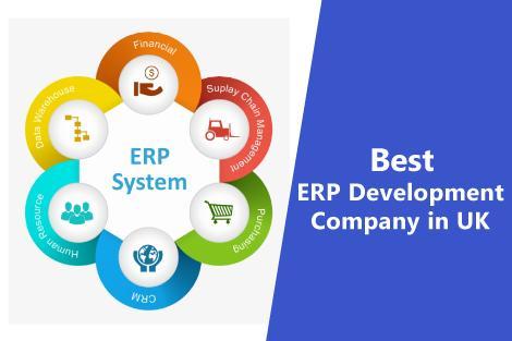 Best ERP Development Company in UK