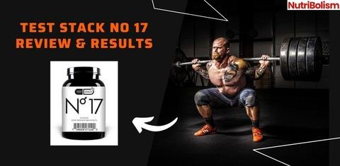 Test Stack No 17 T- Booster For Men   Blunt Review 2021
