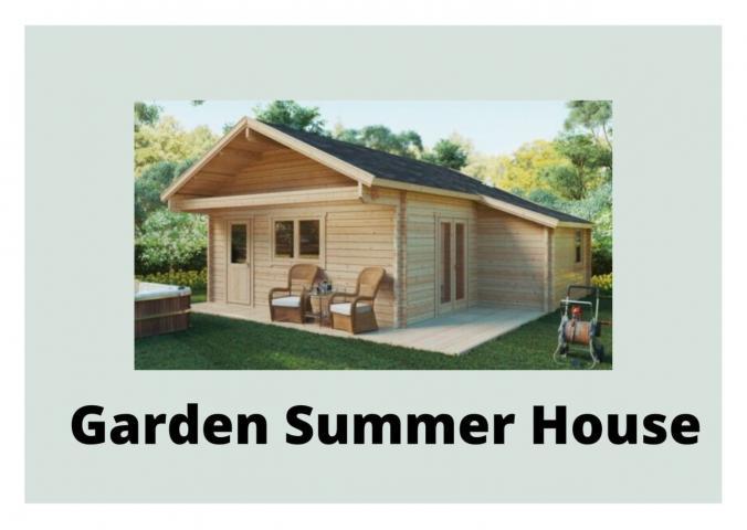 Garden Building Supplier — Amazing Facts of a Garden Summer House