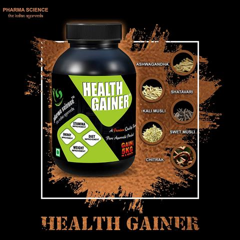 natural weight gainer for men