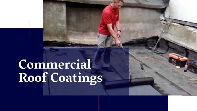 Commercial Roof Repair — Commercial Roof Coatings/ Commercial Roof Coating...