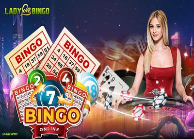 Play Bonanza Game with Lady Love Bingo UK