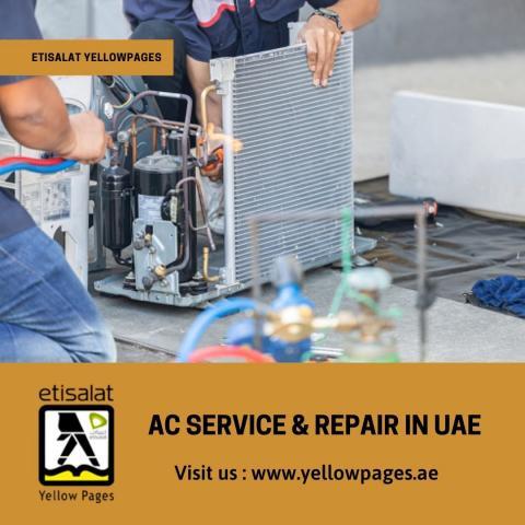 AC Repair Dubai, AC Repair in UAE, AC Service, AC Repair Company, AC Service & Repair