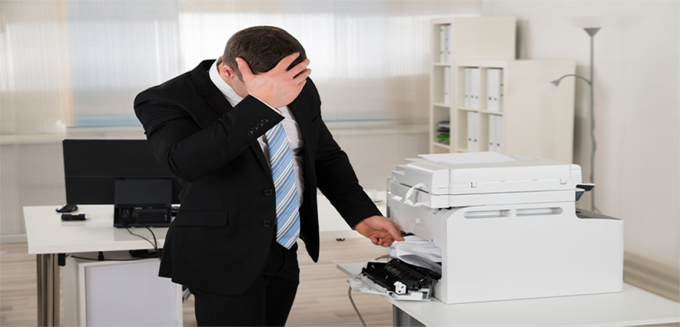 Steps to Deal with HP Printer Problems - Printwithus
