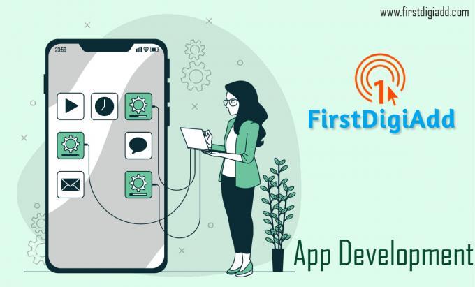 Best app development services in pune | First DigiAdd