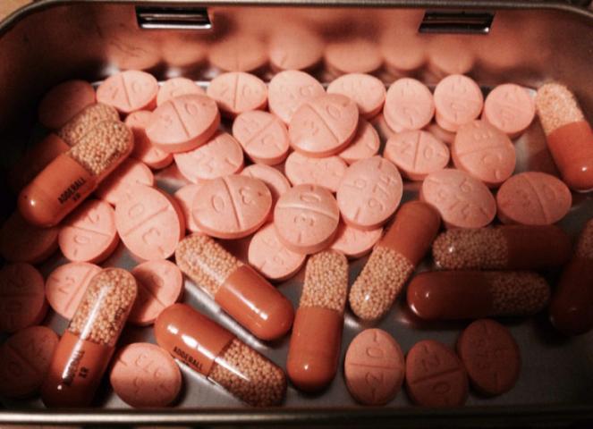 Buy Adderall Medication by Pijnpillen
