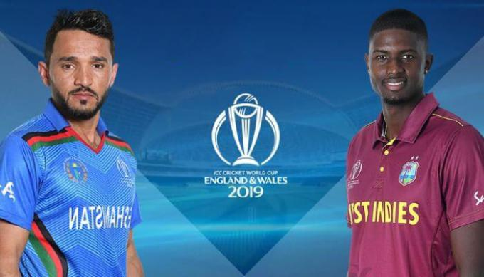 Afghanistan vs. West Indies, Match 42