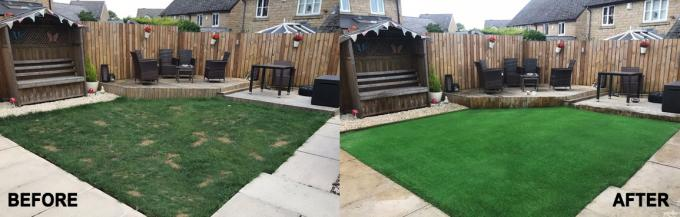 Bring comfy, green appeal to your home with Artificial Grass Coventry!