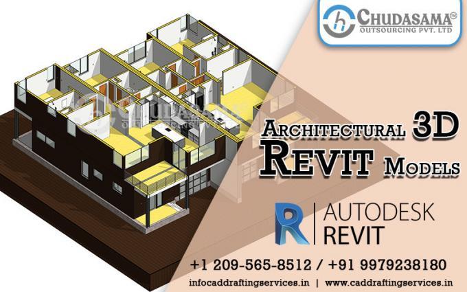 Architectural 3D Revit BIM Services | 3D BIM Models - COPL