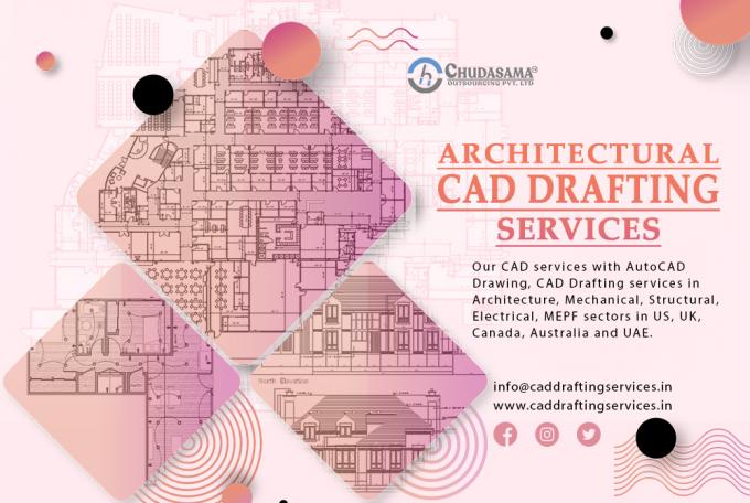 Architectural AutoCAD Drafting Services