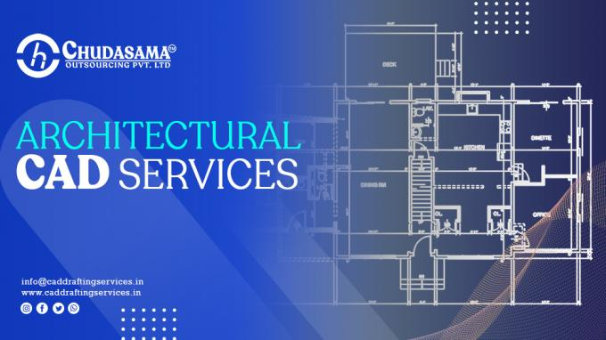 Architectural CAD Services - Chudasama Outsourcing
