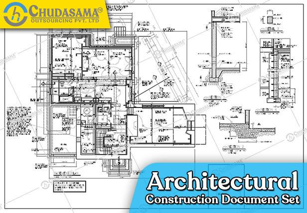 Converting Your Hand Drawings Into a Construction Document Set?