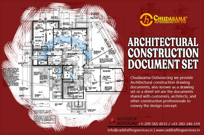 Architectural Construction Document (CD) Set   Architectural Drawing