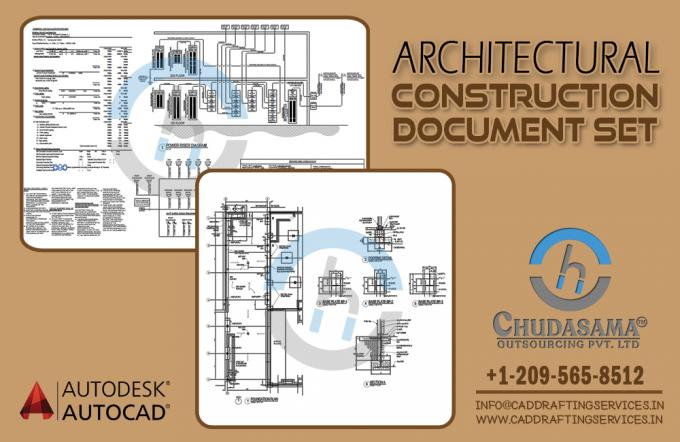 Architectural Construction Document Set | Architectural Drawing Services