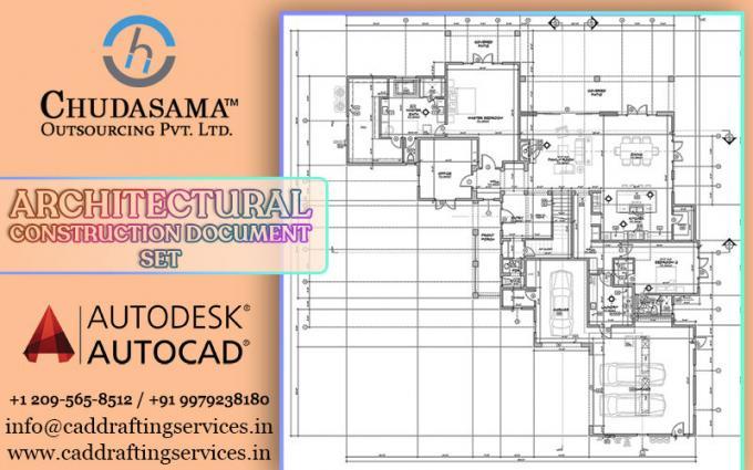Architectural Construction Document Set