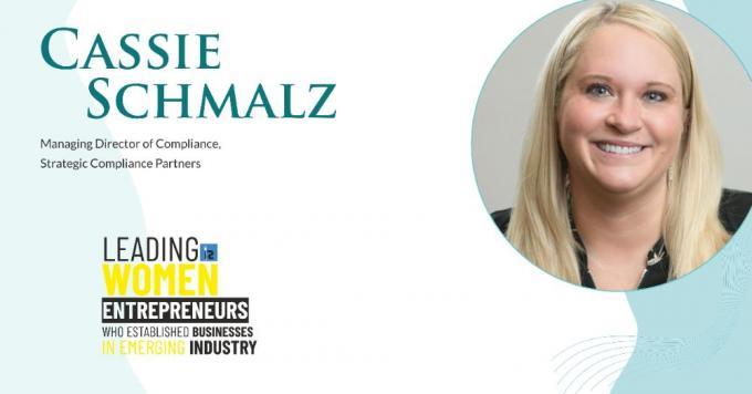 Cassie Schmalz - InsightsSuccess