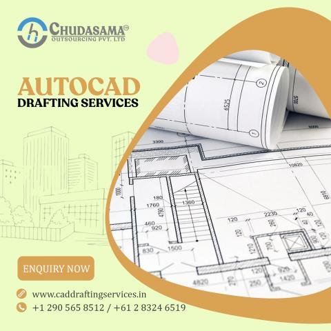 CAD Drafting Services | CAD Conversion | AutoCAD Drawing