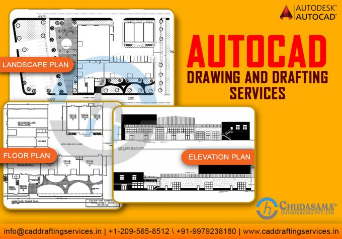AutoCAD Drafting and Drawing Services