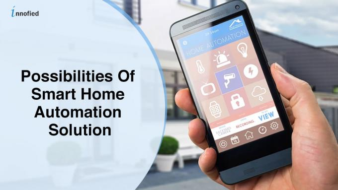Top Smart Home Automation Solution | Innofied