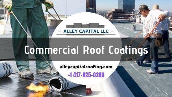 Roof Coating Springfield MO