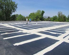 Commercial Roof Repair — 4 Types of The Best Commercial Roofing Materials