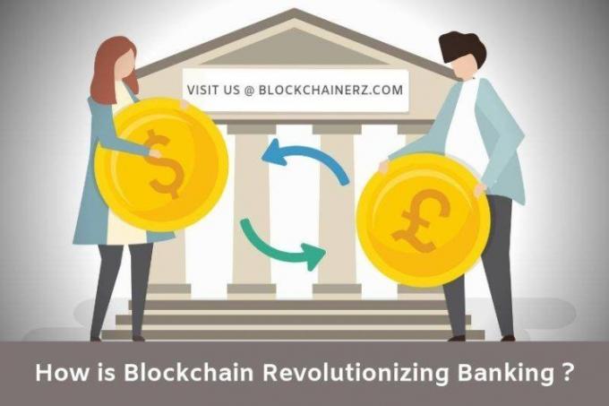 How is Blockchain Revolutionizing Banking and Financial Markets? | Blockchainerz