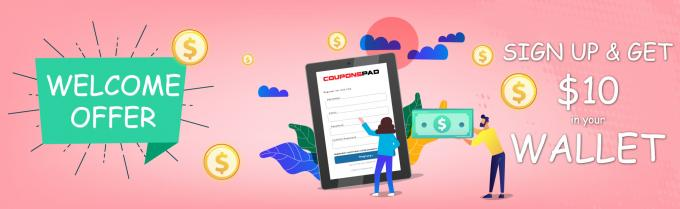 Coupons pad - the Best Cashback, Coupons and deals website