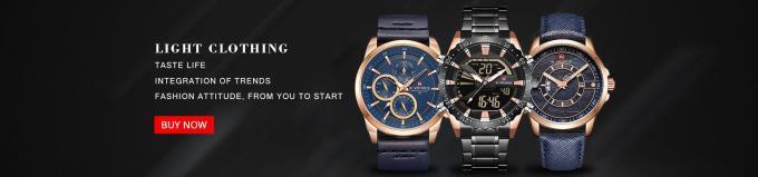 Men's Chronograph Watches - Naviforce