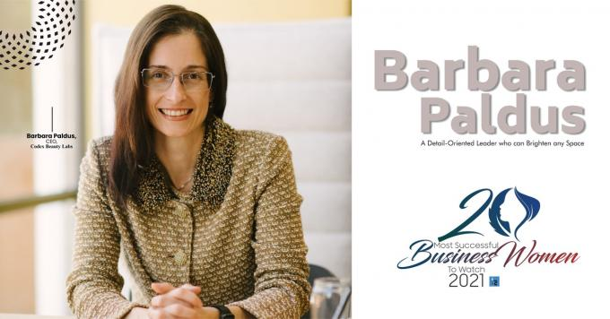 Barbara Paldus: A Detail-Oriented Leader who can Brighten any Space