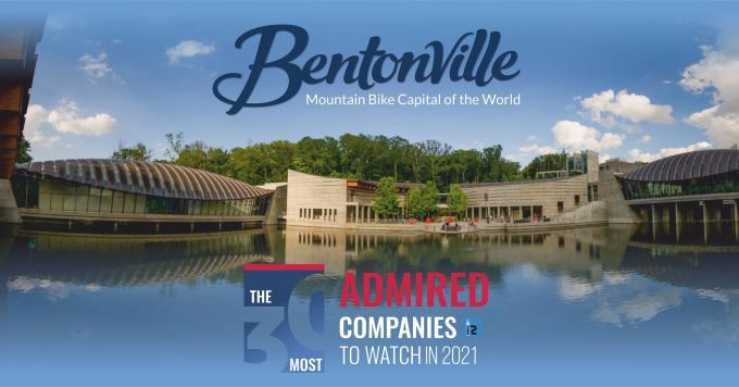 Bentonville: Mountain Bike Capital of the World