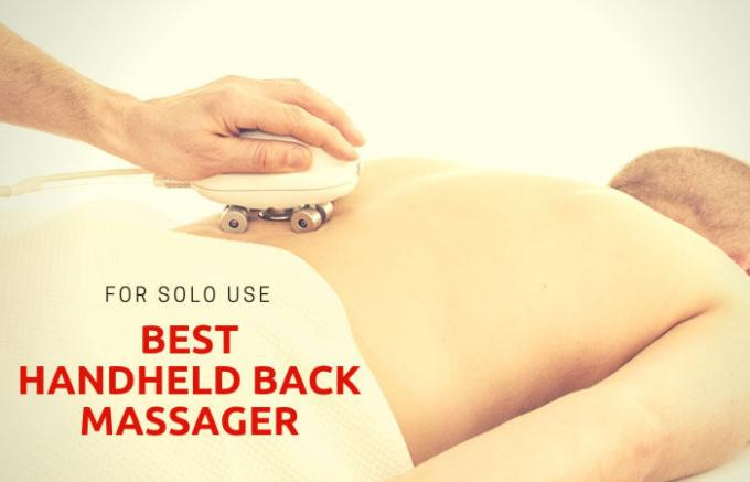 [Recommended] 7 Best Handheld Back Massager 2018 Best Topia