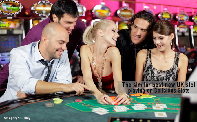 The similar best new UK slot playing on Delicious Slots - jossstone224