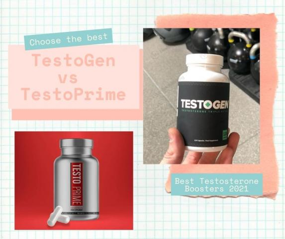 TestoGen vs TestoPrime: Which One Guarantees You High T-Level?