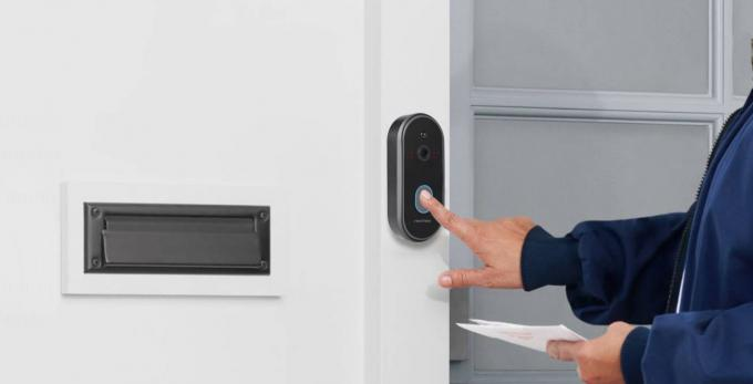 Smart Wireless Ring Doorbell Camera | Australian Made | Interfree