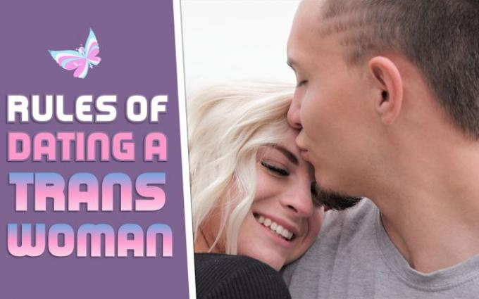 Why You Should Know the Rules of Dating a Trans Woman - posted by Serenity at TransSingle