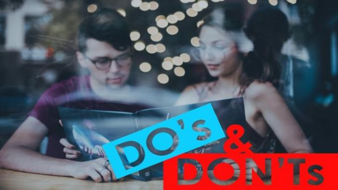 Dos and Don'ts When Dating a Transgender Woman