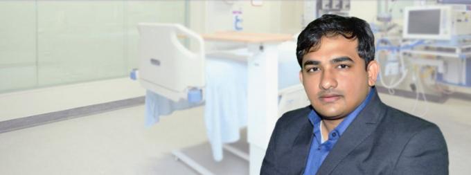Dr. Abhilash Sandhyala   Best Vascular Specialist In Hyderabad