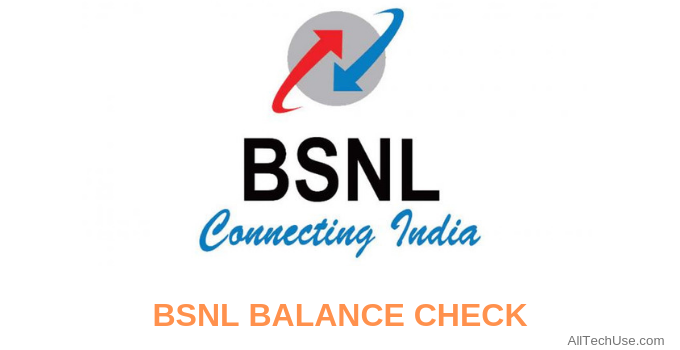 BSNL Balance Check, Net Balance Check & Validity [2019 Updated]